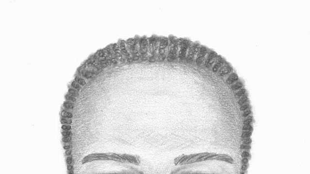 Arcade Trail suspect sketch
