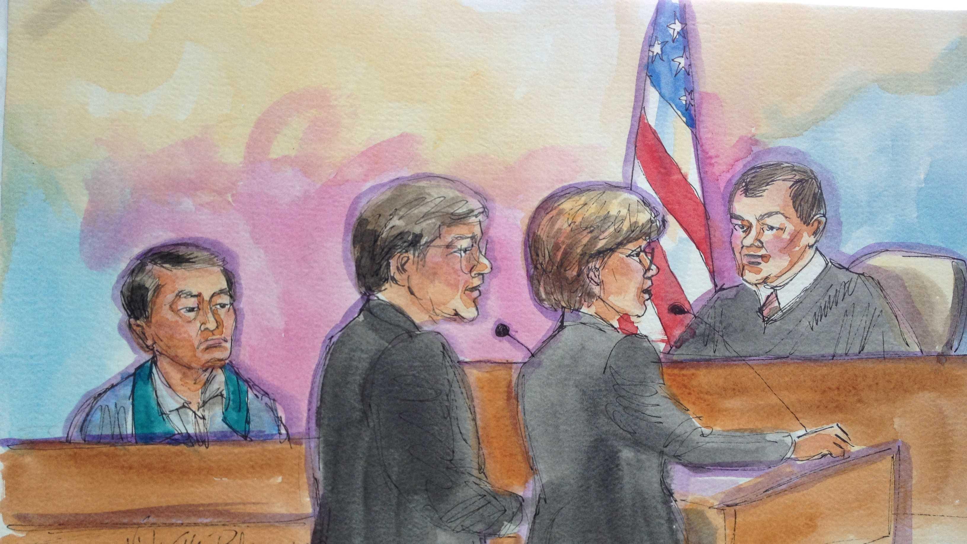Sen Yee in court