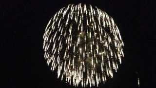 Tahoe firework