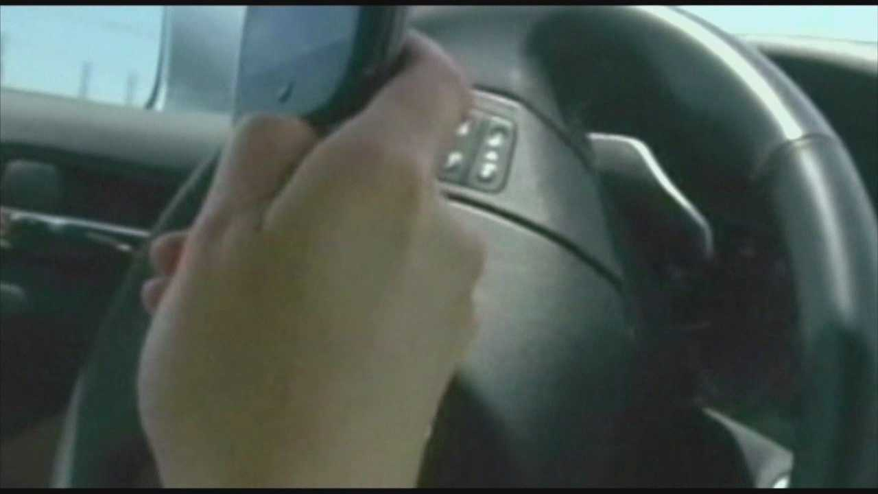 CHP is cracking down on drivers who are texting or talking on their phone while driving.