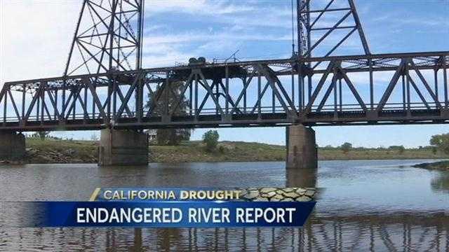 San Joaquin River (April 9, 2014)