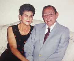 6.) My parents, Tom and Helen Meza, taught me so much such as honesty, integrity, perseverance and family values. They are in heaven now. I hope I make them proud.