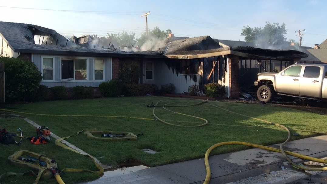 Photo: Roseville Fire Department