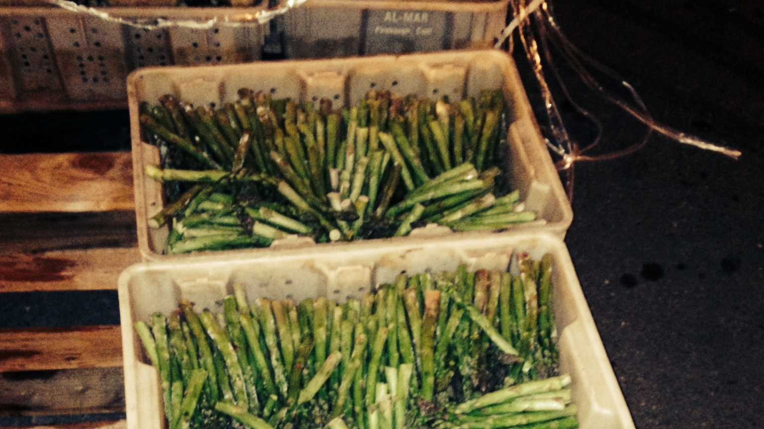 The festival will feature new vendors, activities and of course, plenty of asparagus. Twenty-five thousand pounds, to be exact. The signature vegetable will be showcased in countless dishes, drinks and even ice cream desserts.