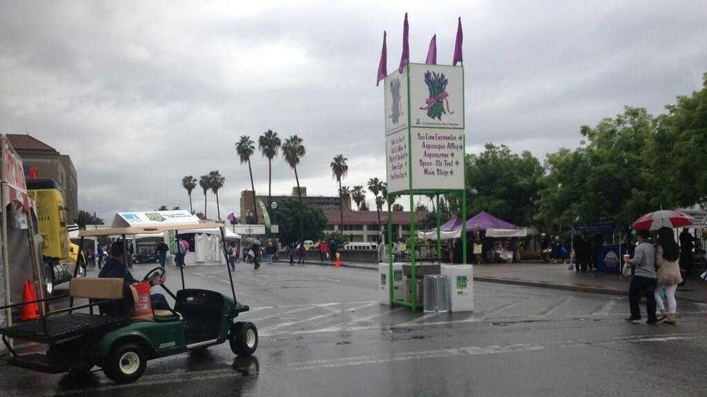 Stockton Asparagus Festival closes early