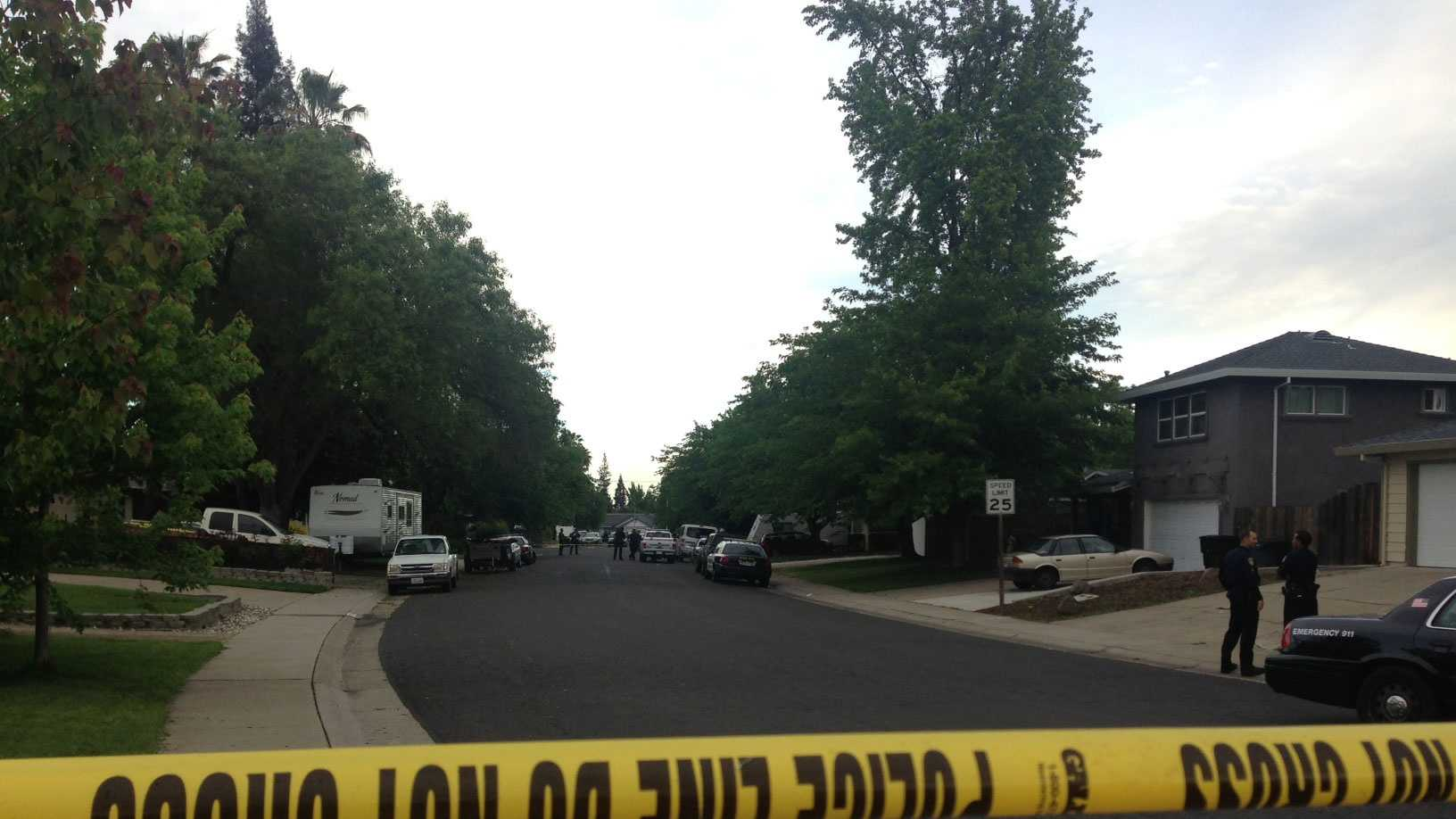 Roseville shooting investigation
