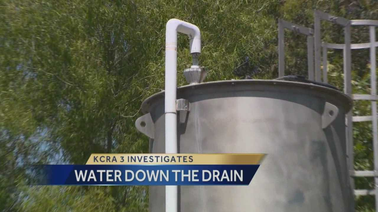 A KCRA Investigation has uncovered one reason why Sacramento is not meeting its water saving goals.