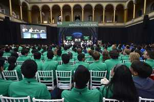 Attendees of the National Science Bowl competition have, in the past, included First Lady Michelle Obama, and US Secretaries of Energy.