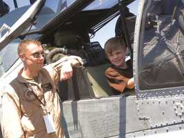 What: Armed Forces Open Cockpit DayWhere: Aerospace Museum of CaliforniaWhen: Sat 9am-5pmClick here for more information on this event.