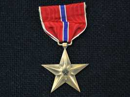 This Bronze Star is among the unclaimed property being held by the California State Controller's Office. Read more about how to claim unclaimed property: http://www.sco.ca.gov/upd_contact.html