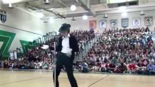 Turlock teen performs MJ -- possibly better than MJ
