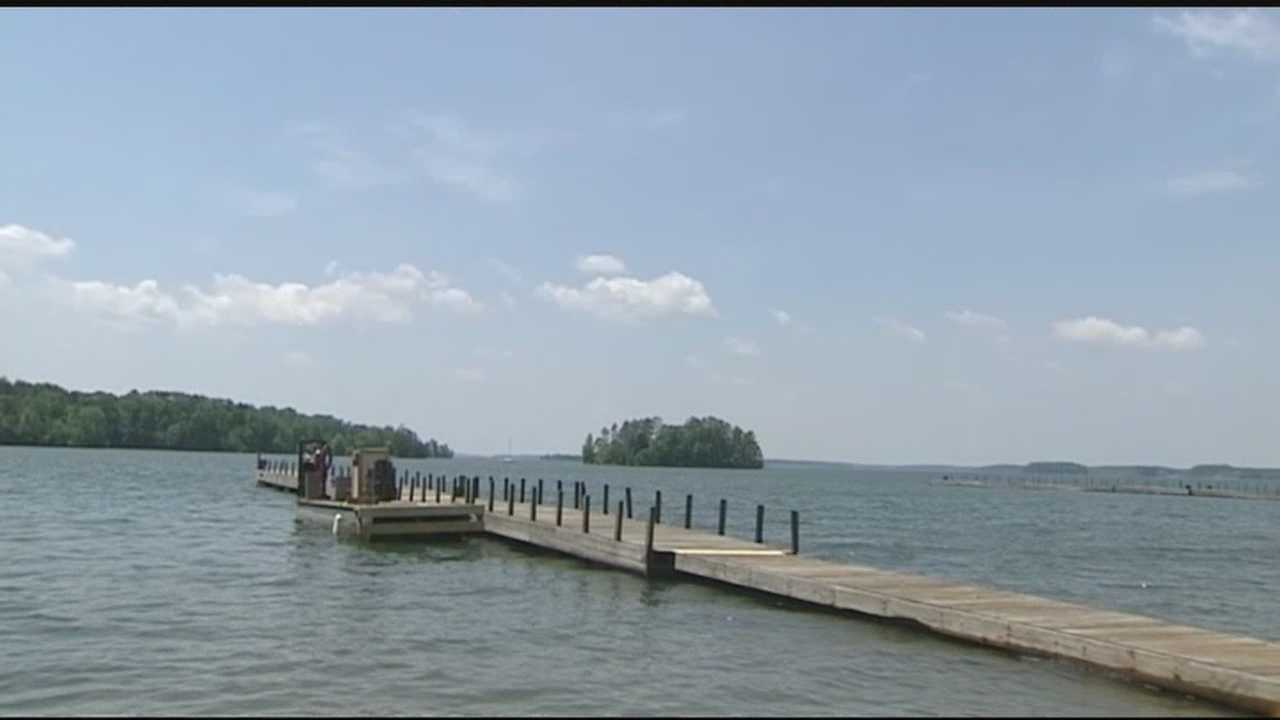 img-Dry weather taking a toll on lake levels