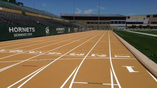 Sacramento State Hornets track and field