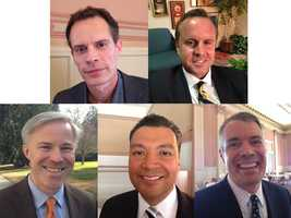 Secretary of State -- In a race that is considered to be one of the most contentious, five candidates are still battling it out. Democrats Derek Cressman and Sen. Alex Padilla,Republican Pete Peterson, Dan Schnur, who is not identifying with a political party, and Green Party candidate David Curtis are on the ballot for the June 3 primary elections.