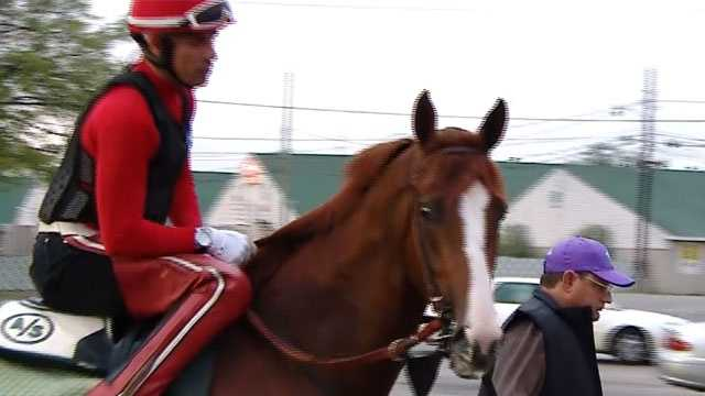 17. If California Chrome wins the Belmont Stakes, he will be the first horse to win the Triple Crown since Affirmed in 1978.