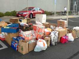 Join Tamara Berg andMae Fesai as they help collect donations for Operation Care Package.Learn more here.