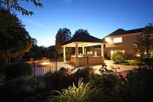 The home is in a quiet cul-de-sac location.