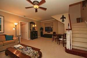The home has more than 4,500 square feet of living space.