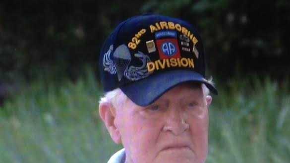 Veteran Richard McDonald