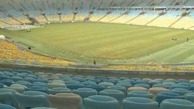 Brazil World Cup preparations