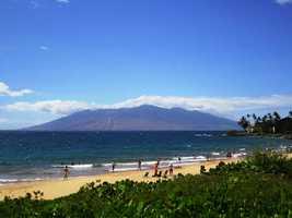 No. 12: Maui, HawaiiAverage cost: $2,277.81