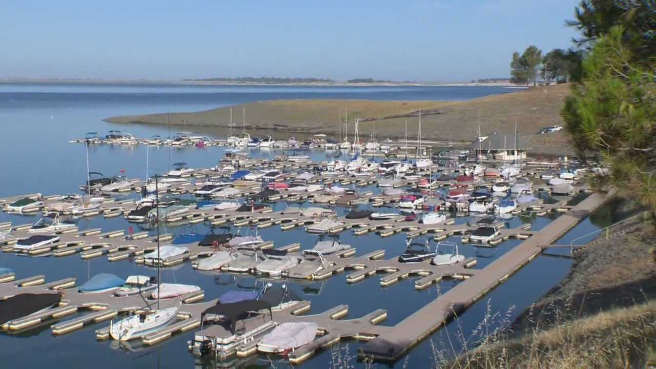 Boat slips closing at Folsom marina on Sunday