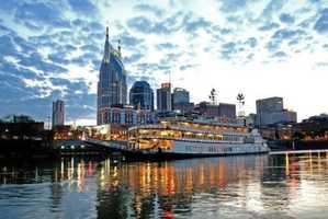 No. 1: Nashville, Tenn.