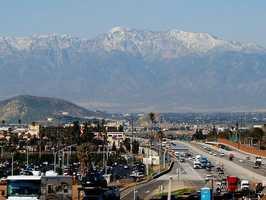 No. 2: Riverside, Calif.