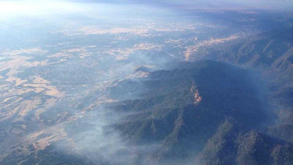 Lake Berryessa fire.jpg
