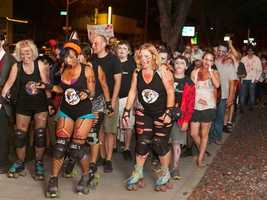 What: TFO Zombie Walk and Carnival of the Dead 2014Where: Roosevelt ParkWhen: Sat 5pmClick here for more information on this event.