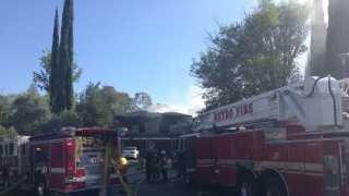 Fair Oaks fire