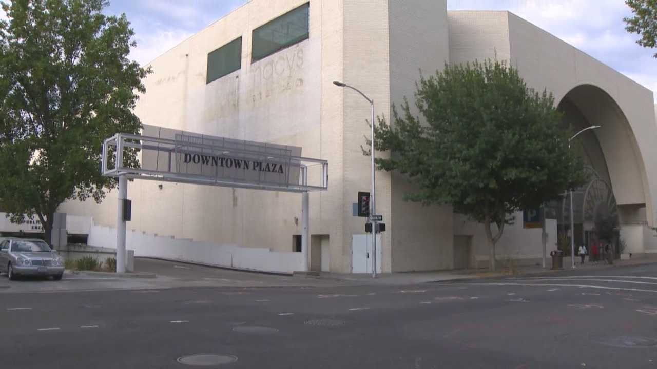 Downtown Plaza demolition for arena to start Friday