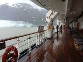 I won't soon forget the experience of taking in the sights of Juneau, Sitka and Ketchikan.