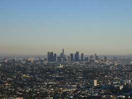 No. 16 (TIE): Los Angeles, Calif.