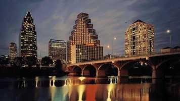 No. 3: Austin, Texas