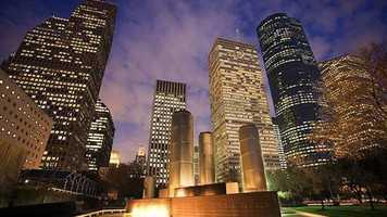 No. 4: Houston, Texas