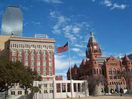 No. 10: Dallas, Texas
