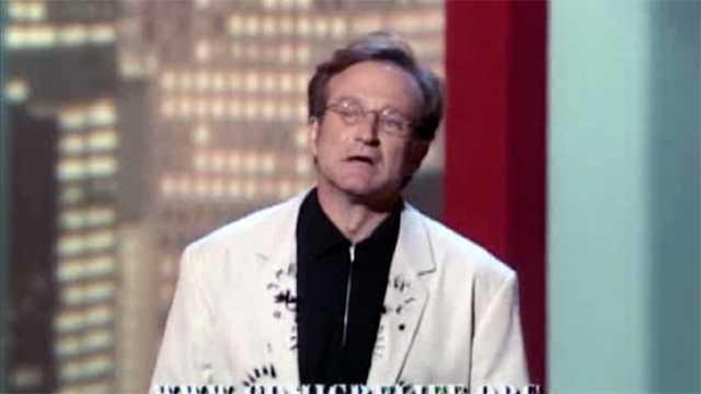 Robin Williams obit