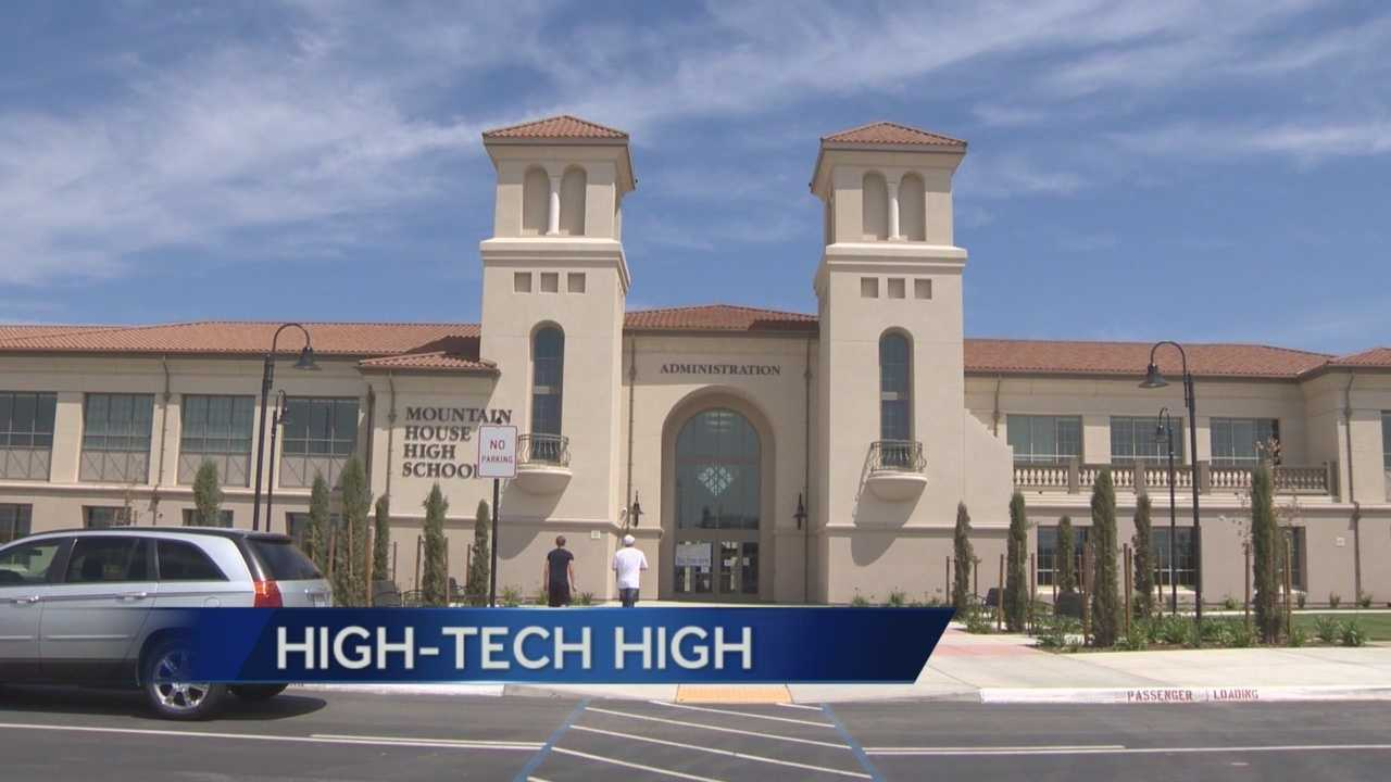 New high tech high school in San Joaquin County