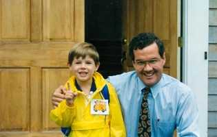 David Biggar said he knew he wanted to be a meteorologist since the first grade.