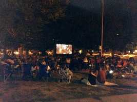 What: Movie in Fremont Park: Back to the FutureWhere: Fremont ParkWhen: Fri 6pm-9:30pmClick here for more information about this event.