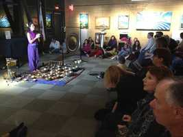 What: Tibetan Bowl and Gong ConcertWhere: Sacramento Yoga CenterWhen: Fri 7pm-8:30pmClick here for more information about this event.