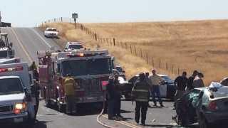 Oakdale-area crash