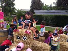 What: Little Buckaroos Day: A Free Family FestivalWhere: Crocker Art MuseumWhen: Mon 11am-5pmClick here for more information on this event.