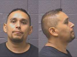 Salvador Heriberto Vaca Jr., 37, was arrested after deputies found drugs in his vehicle, Sutter County sheriff's officials said. He is a correctional officer.