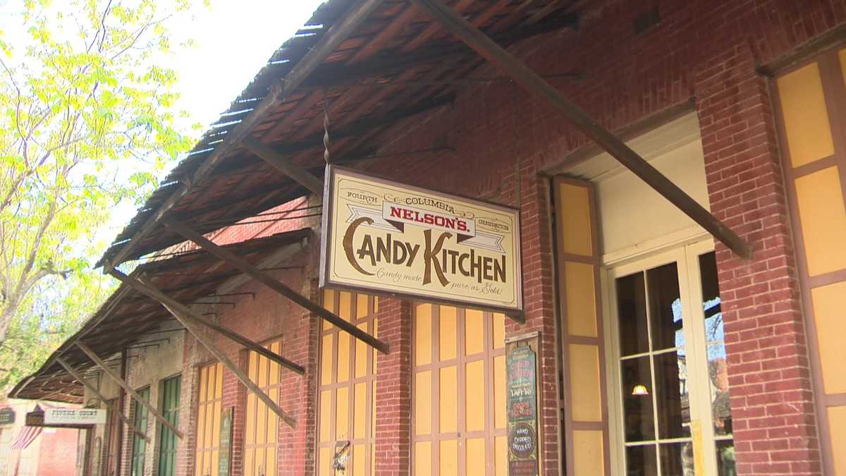 Nelson S Columbia Candy Kitchen