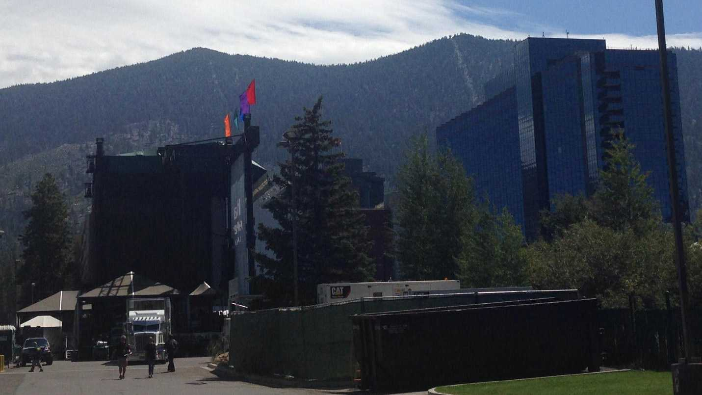 Preparations for Lake Tahoe summit with President Obama_Mike Luery.jpg