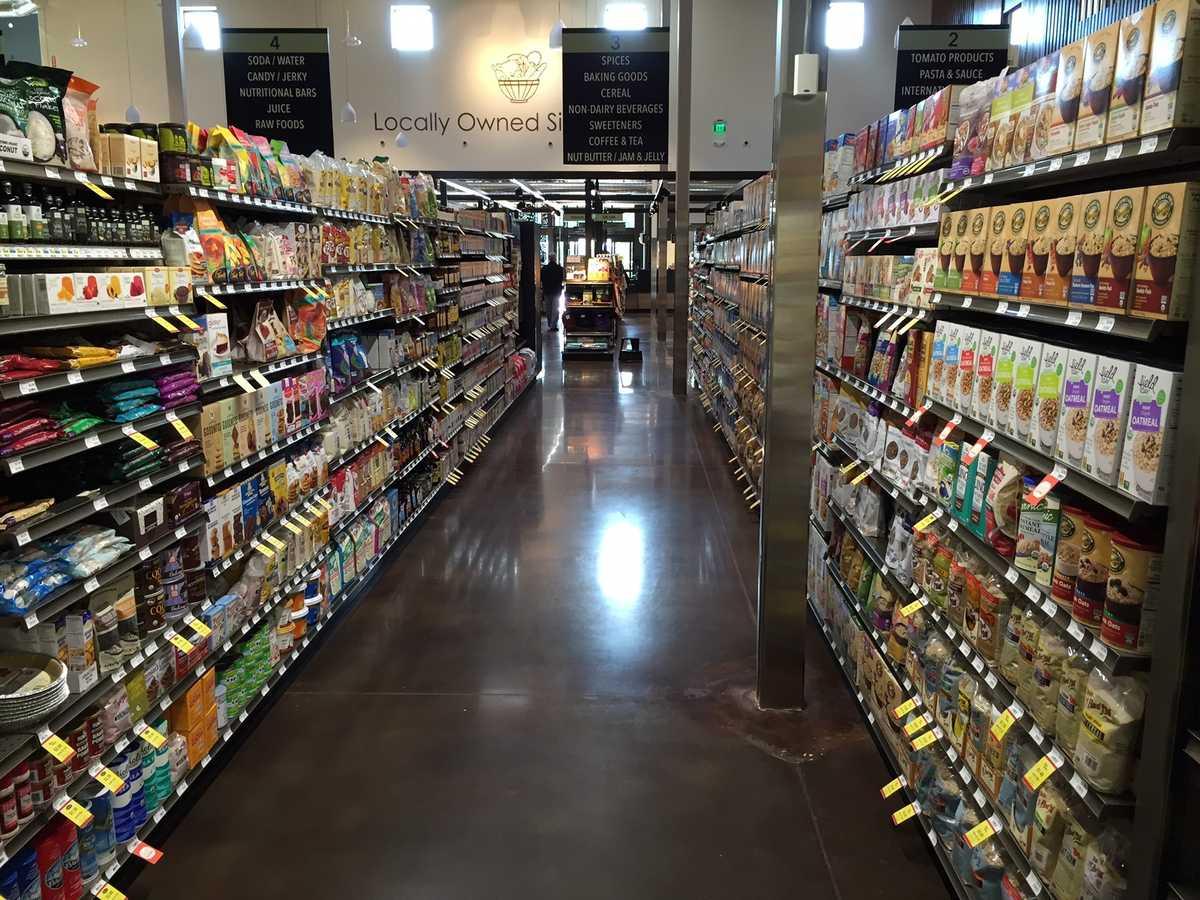 Natural Foods Coop Sacramento California