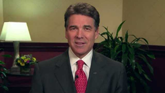 Rick Perry - no one state