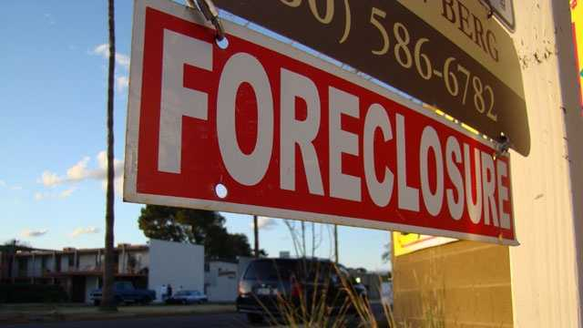 Foreclosure file